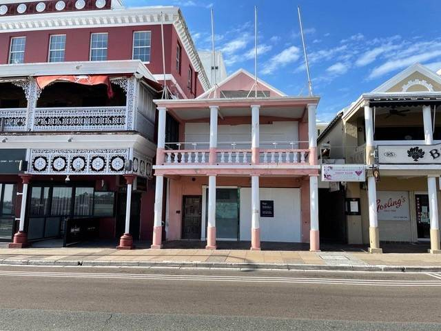 Commercial for Sale at 93 Front Street Hamilton, HM12 Bermuda