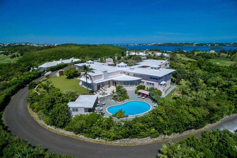 House for Sale at The Glebe House 17 Glebe Hill Hamilton Parish, HS02 Bermuda