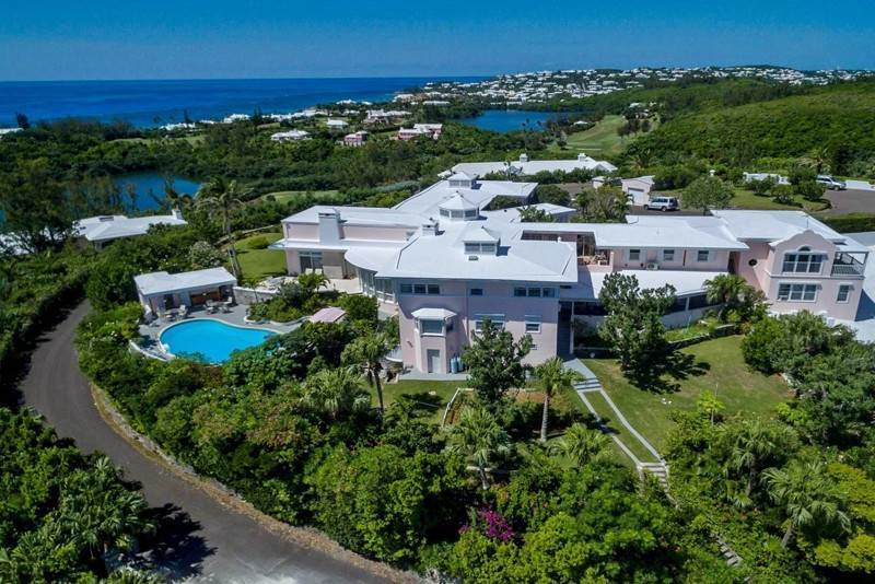 2. House for Sale at The Glebe House 17 Glebe Hill Hamilton Parish, HS02 Bermuda