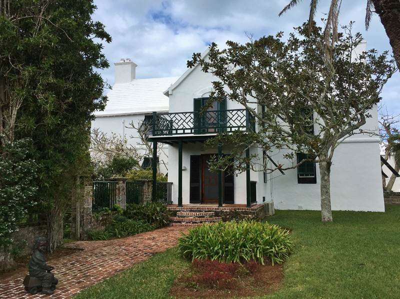 House for Sale at Inwood House 9 Stowe Hill Paget Parish, PG05 Bermuda
