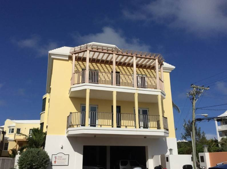 Condo / Townhouse / Flat for Sale at The Wharf Block 2 - 2nd Floor 1 Harbour Road Paget Parish, PG01 Bermuda
