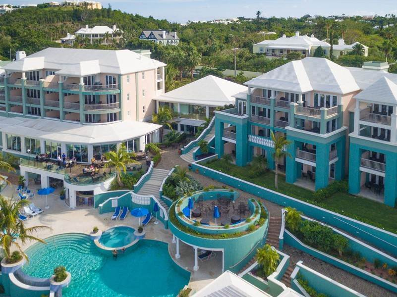 Condo / Townhouse / Flat for Sale at Newstead Belmont Hills Unit 752 & 753 27 Harbour Road Paget Parish, PG02 Bermuda