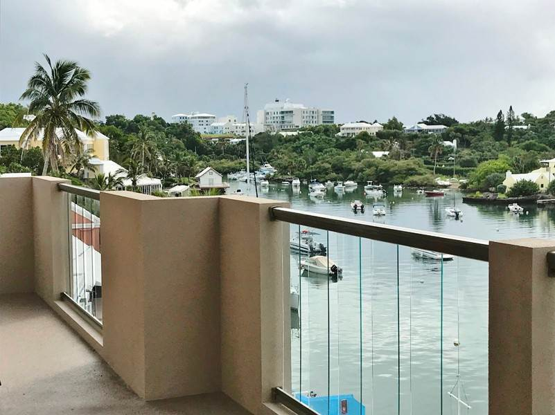 Condo / Townhouse / Flat for Sale at Queen Of The East Unit 204 26 Crow Lane Pembroke Parish, HM19 Bermuda