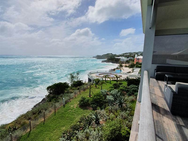 Short Term / Vacation Rentals at The Loren Hotel - Penthouse 116 South Road Smith's Parish, HS01 Bermuda