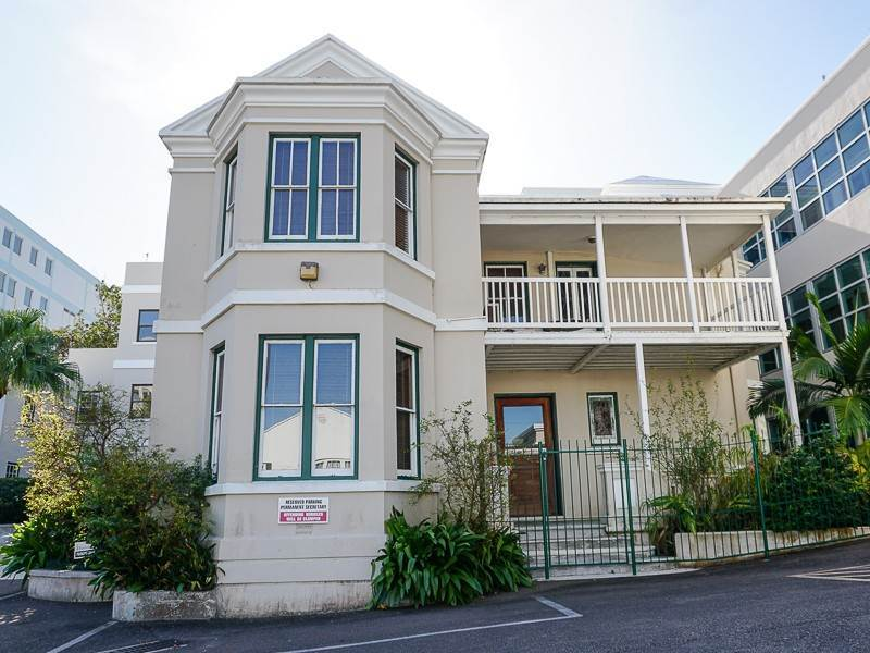 Commercial at Clovelly 36 Victoria Street Hamilton, HM 12 Bermuda