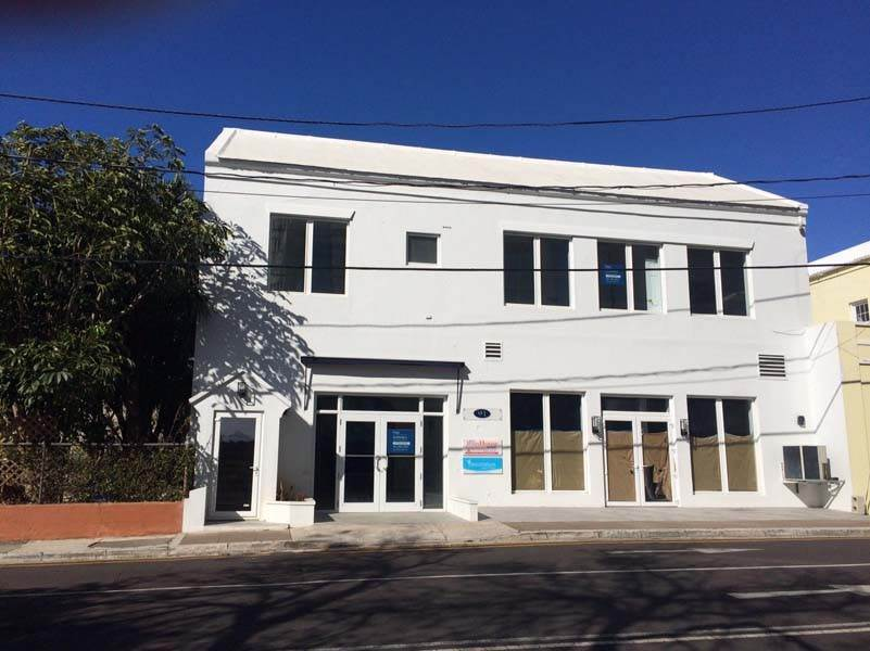 Commercial at The Stables, Suite B 91 Reid Street Hamilton, HM 11 Bermuda