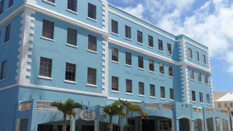 Commercial at Belvedere Building - 4th Floor 69 Pitts Bay Road Pembroke Parish, HM08 Bermuda