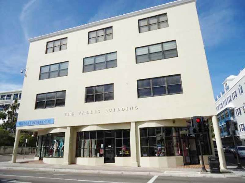 Commercial at Vallis Building - 2nd Floor (South East) Hamilton, Bermuda