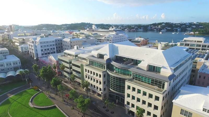 Commercial at Washington Mall - Suite II-300 Hamilton, Bermuda