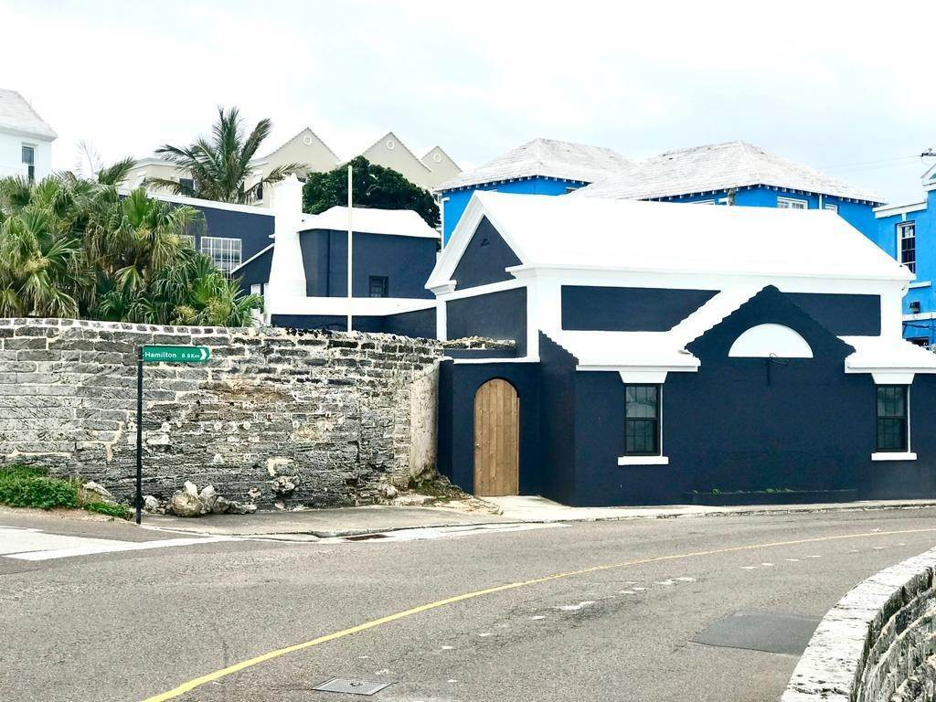 House for Sale at Devil's Hole Aquarium 92 Harrington Sound Road Smith's Parish, HS 01 Bermuda