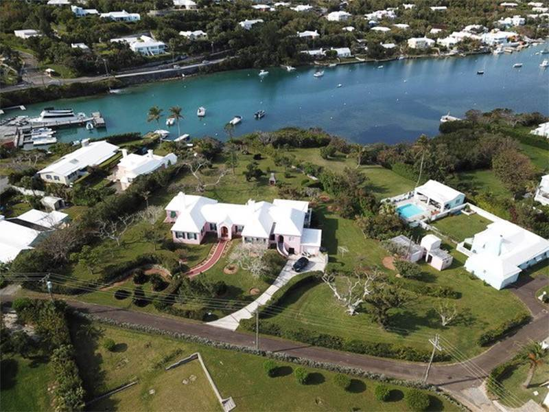 House for Sale at Laradee 11 Rebecca Road Southampton Parish, SN 04 Bermuda