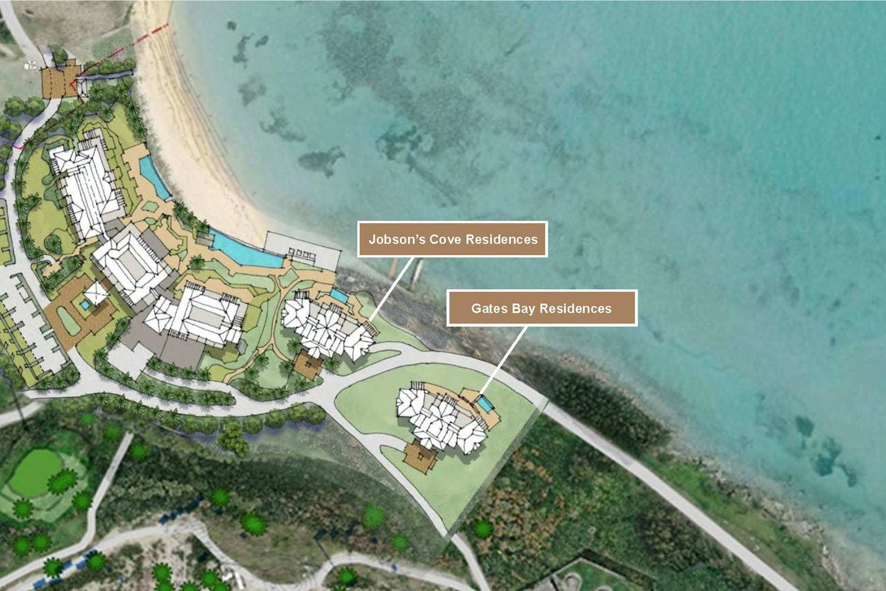 21. Condo / Townhouse / Flat for Sale at St. Regis Bermuda Residences - Gates Bay 3B St. Catherine's Beach St Georges Parish, GE03 Bermuda