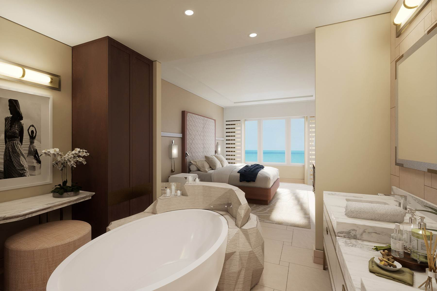 1. Condo / Townhouse / Flat for Sale at St. Regis Bermuda Residences - Gates Bay 4B St. Catherine's Beach St Georges Parish, GE03 Bermuda