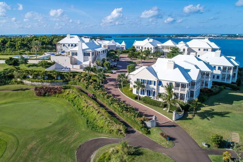 Condo / Townhouse / Flat for Sale at Tucker's Point Golf Villa - 4 Bedroom 51 Tucker's Point Drive St Georges Parish, HS02 Bermuda