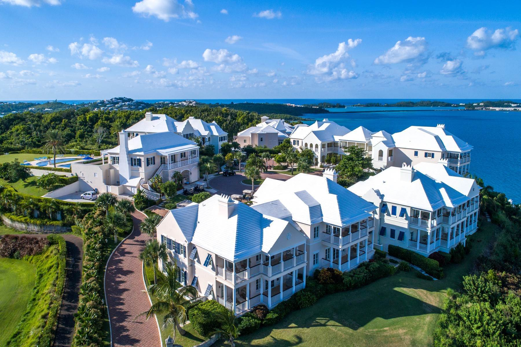 Short Term / Vacation Rentals at Tucker's Point Residents Club St Georges Parish, Bermuda