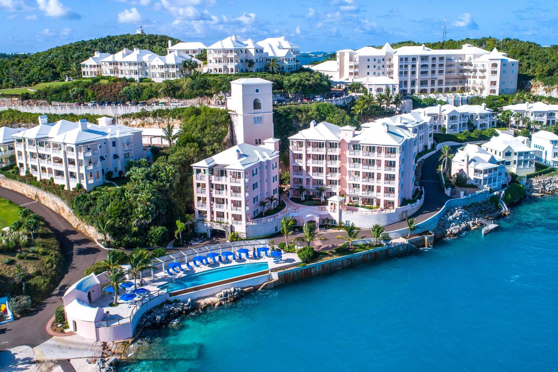 2. Condo / Townhouse / Flat for Sale at Tucker's Point Harbour Court - 2 Bedroom 19 Harbour Drive Hamilton Parish, HS02 Bermuda