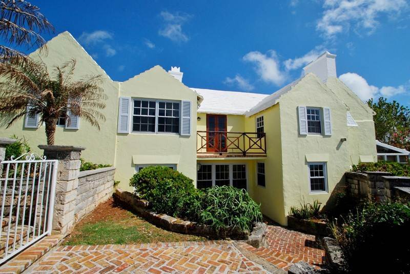 House for Sale at Dock House 98 Harbour Road Warwick Parish, WK06 Bermuda