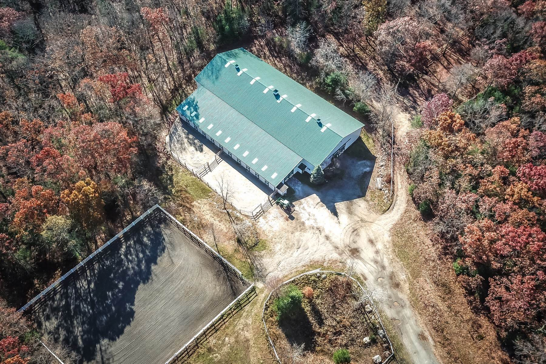 Single Family Homes at Prodigious Equestrian Facility And Home 34 Great Rock Road Sherborn, Massachusetts 01770 United States