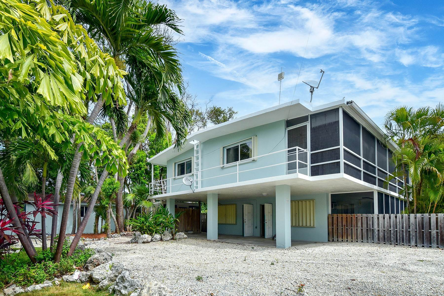 Single Family Homes for Sale at 60 Bonefish Avenue, Key Largo FL 60 Bonefish Avenue Key Largo, Florida 33037 United States
