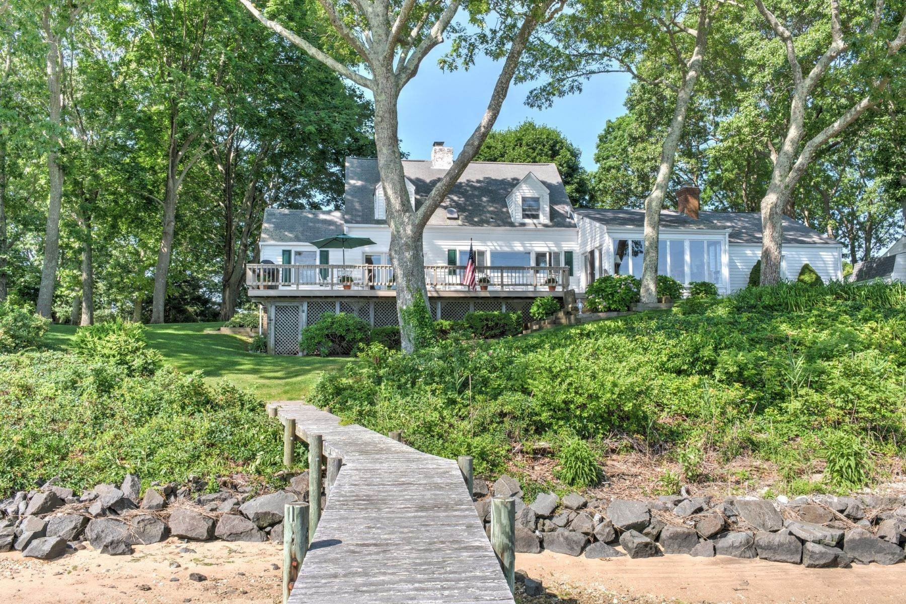 Single Family Homes por un Venta en Southold 1515 Calves Neck Road Southold, Nueva York 11971 Estados Unidos