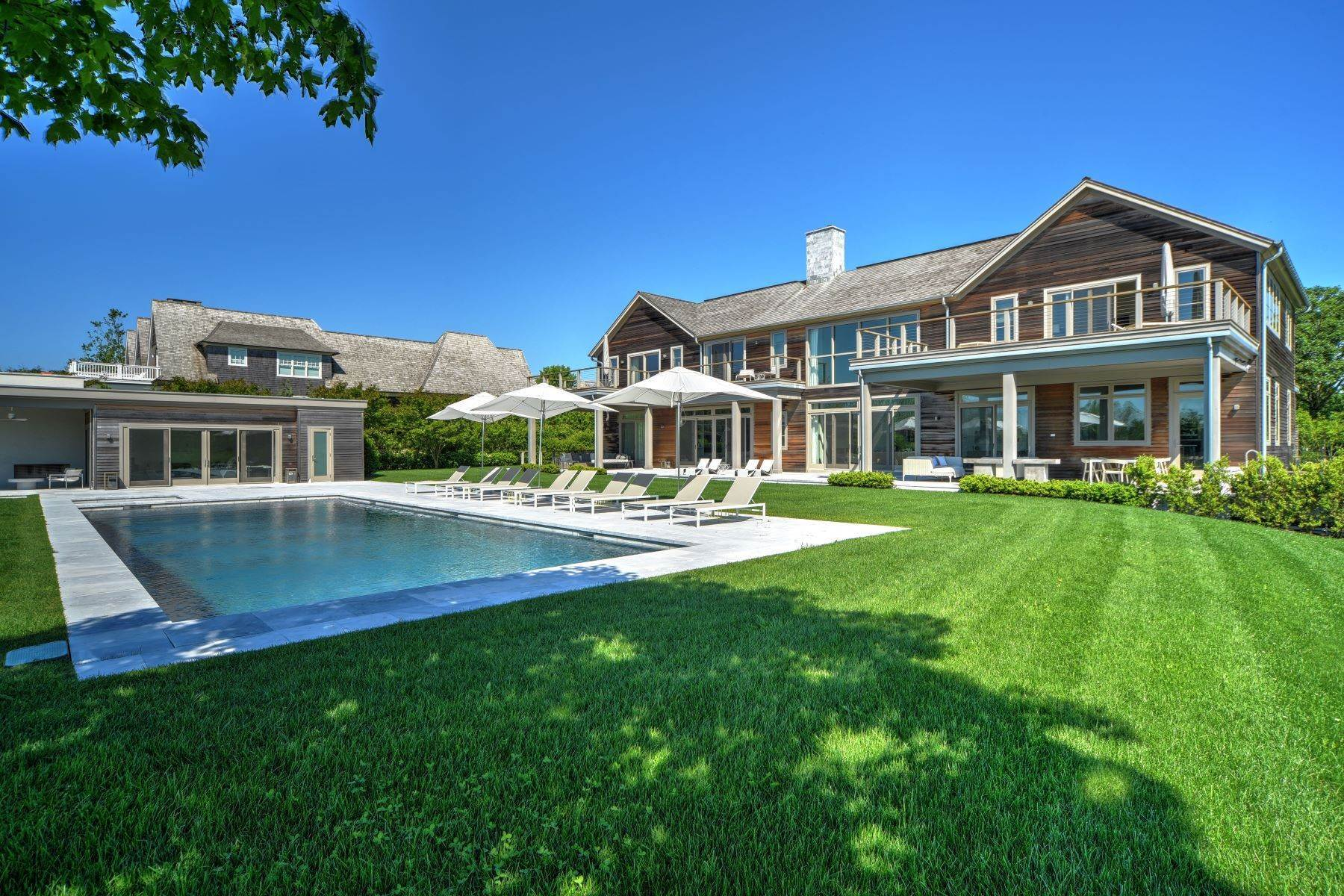 Single Family Homes at Privacy And Farm Views In Bridgehampton 9 Cody Way Bridgehampton, New York 11932 United States