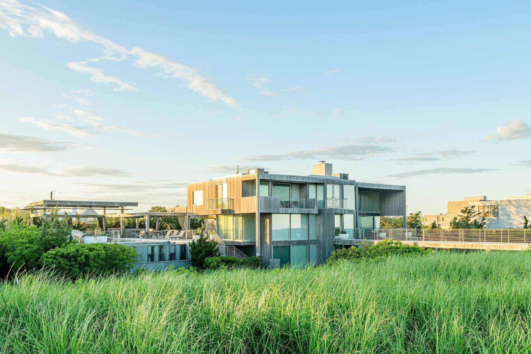 Single Family Homes for Sale at The Best of The Best Oceanfront 67 Surfside Dr Bridgehampton, New York 11932 United States